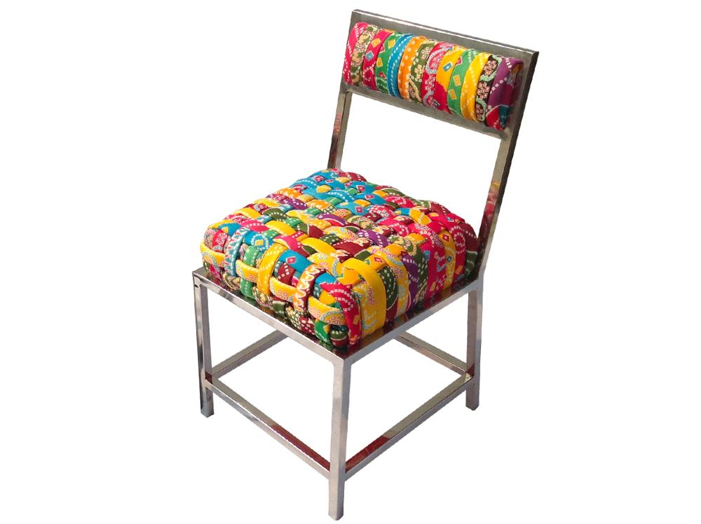 Safa Chair SS,Design Clinic India, Chairs-Stools